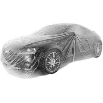 Capa de cobertura plástica para carros