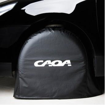Capa protetora de roda e pneu