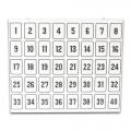 Porta prismas de parede 40 unidades